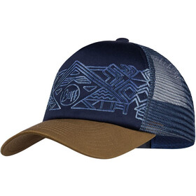 Buff Trucker Cap Kinderen, kasai night blue